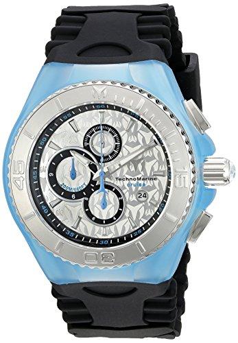 テクノマリーン 腕時計 メンズ TM-115192 Technomarine Men's TM-115192 Cruise Jellyfish Analog Display Quartz Black Watchテクノマリーン 腕時計 メンズ TM-115192