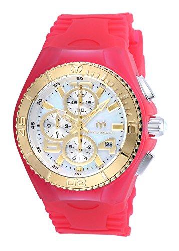 テクノマリーン 腕時計 レディース TM-115264 【送料無料】Technomarine Women's 'Cruise JellyFish' Quartz Stainless Steel Casual Watch (Model: TM-115264)テクノマリーン 腕時計 レディース TM-115264