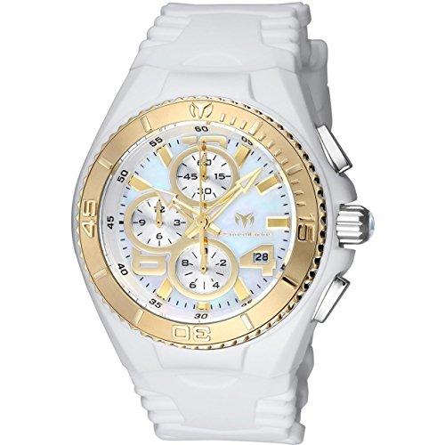 テクノマリーン 腕時計 メンズ 115263 TechnoMarine Unisex 115263 Cruise Jellyfish White/Mother of Pearl Silicone Watchテクノマリーン 腕時計 メンズ 115263