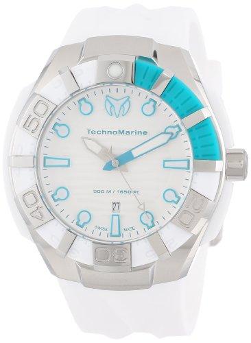 テクノマリーン 腕時計 メンズ 512003S 【送料無料】TechnoMarine Unisex 512003S Black Reef Watchテクノマリーン 腕時計 メンズ 512003S