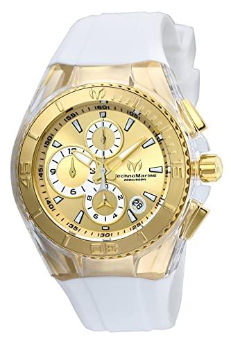 テクノマリーン 腕時計 レディース TM-115365 【送料無料】Technomarine Women's 'Cruise Original' Quartz Stainless Steel Casual Watch (Model: TM-115365)テクノマリーン 腕時計 レディース TM-115365