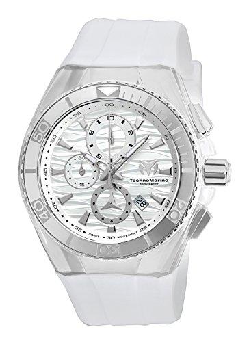 テクノマリーン 腕時計 メンズ TM-115053 【送料無料】Technomarine Men's TM-115053 Cruise Original Quartz Chronograph Antique Silver Dial Watchテクノマリーン 腕時計 メンズ TM-115053