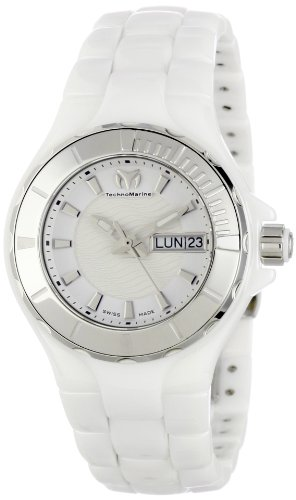 テクノマリーン 腕時計 レディース 110022C 【送料無料】TechnoMarine Women's 110022C Cruise Ceramic 36mm Watchテクノマリーン 腕時計 レディース 110022C
