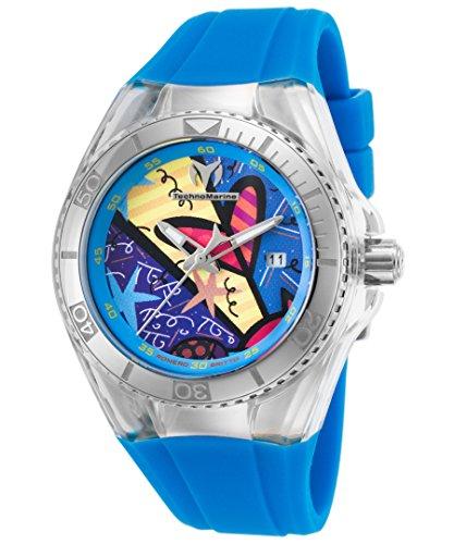 テクノマリーン 腕時計 レディース TECHNO-TM-113041 TechnoMarine Cruise Britto Women's Quartz Watch 113041テクノマリーン 腕時計 レディース TECHNO-TM-113041