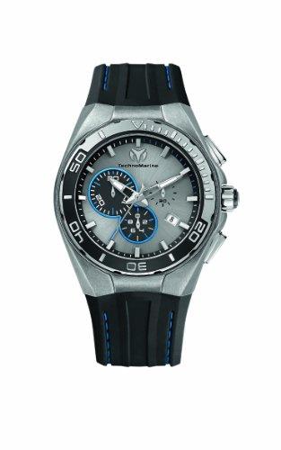 テクノマリーン 腕時計 メンズ 112007 【送料無料】TechnoMarine Men's 112007 Cruise Steel Evolution Stonewashed Steel Case Watchテクノマリーン 腕時計 メンズ 112007