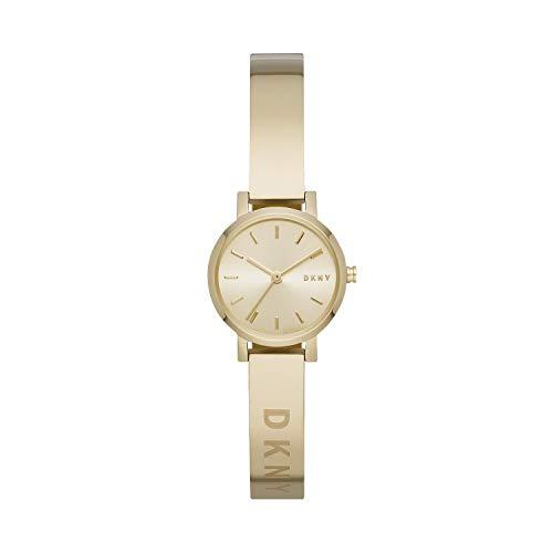 ダナ・キャラン・ニューヨーク 腕時計 レディース NY2307 DKNY Women's NY2307 SOHO Gold Watchダナ・キャラン・ニューヨーク 腕時計 レディース NY2307