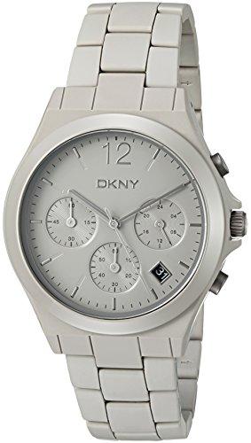 ダナ・キャラン・ニューヨーク 腕時計 レディース NY2443 DKNY Women's 'Parsons' Quartz Grey Casual Watch (Model: NY2443)ダナ・キャラン・ニューヨーク 腕時計 レディース NY2443