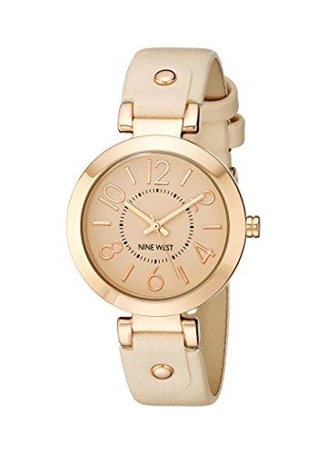 ナインウェスト 腕時計 レディース NW/1712PKRG 【送料無料】Nine West Dress Watch (Model: NW/1712PKRG)ナインウェスト 腕時計 レディース NW/1712PKRG