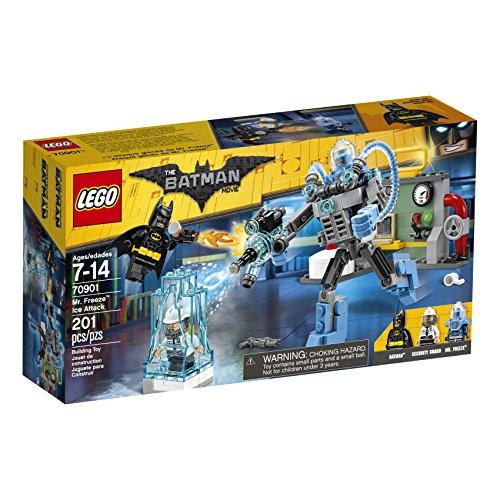レゴ マインクラフト 6175850 【送料無料】LEGO BATMAN MOVIE Mr. Freeze Ice Attack 70901 Building Kit (201 Piece)レゴ マインクラフト 6175850