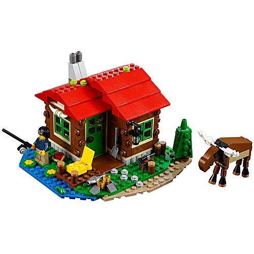レゴ マインクラフト 31048 【送料無料】LEGO Creator Lakeside Lodge 31048 Building Toyレゴ マインクラフト 31048