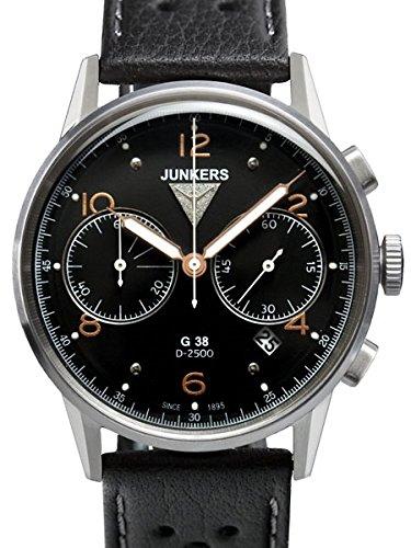ユンカース ドイツ 腕時計 メンズ G 38 【送料無料】Junkers Men's Watches 6984-5ユンカース ドイツ 腕時計 メンズ G 38