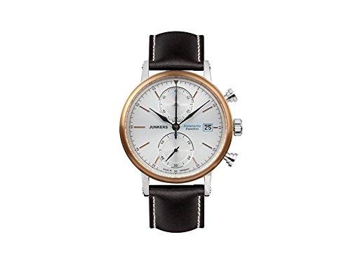 ユンカース ドイツ 腕時計 メンズ 6588-1 【送料無料】Junkers Expedition South America Men's Watch Chrono 6588-1ユンカース ドイツ 腕時計 メンズ 6588-1