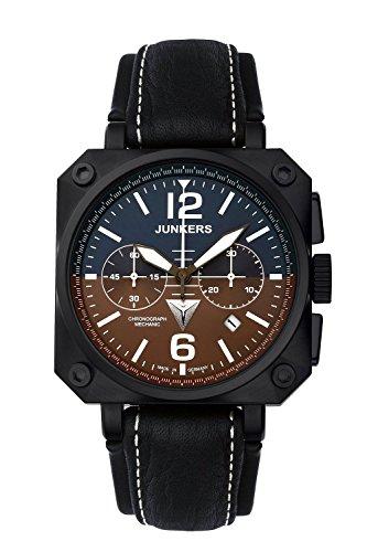 ユンカース ドイツ 腕時計 メンズ 6702-4 【送料無料】Junkers Horizon 6702-4ユンカース ドイツ 腕時計 メンズ 6702-4