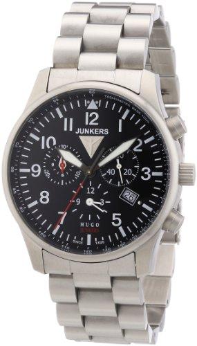 ユンカース ドイツ 腕時計 メンズ Hugo Junkers Junkers Men's Quartz Watch Hugo Junkers 6684M2 with Metal Strapユンカース ドイツ 腕時計 メンズ Hugo Junkers