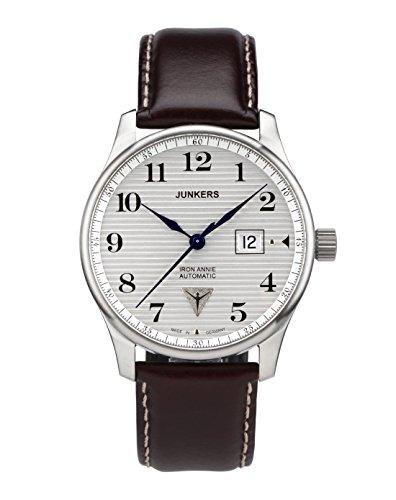 腕時計 ユンカース ドイツ メンズ 6656-1S 【送料無料】Mans watch Iron Annie JU52 6656-1腕時計 ユンカース ドイツ メンズ 6656-1S