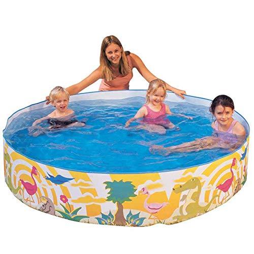 プール ビニールプール ファミリープール オーバルプール 家庭用プール 55008 Fill N Fun Snapset 72