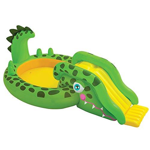 プール ビニールプール ファミリープール オーバルプール 家庭用プール 57132EP Intex Gator Inflatable Play Center, 99