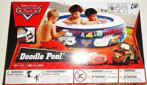プール ビニールプール ファミリープール オーバルプール 家庭用プール 【送料無料】Disney Pixar Cars 48