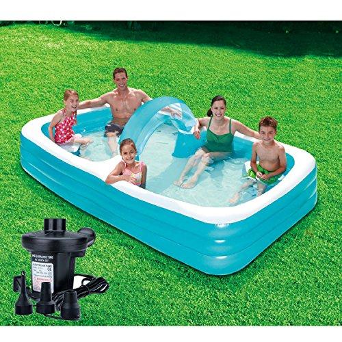 プール ビニールプール ファミリープール オーバルプール 家庭用プール Summer Waves 120