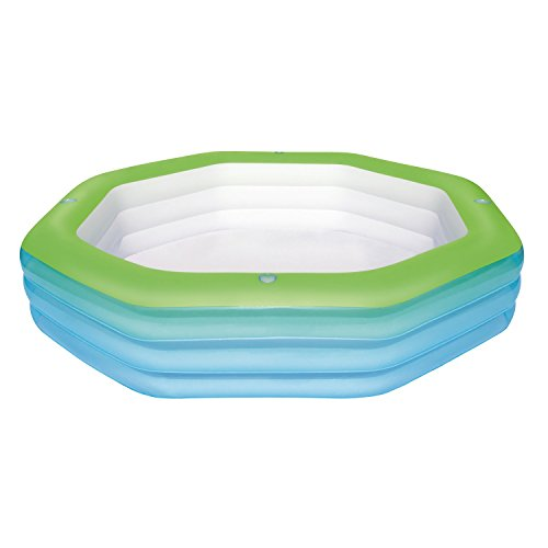 プール ビニールプール ファミリープール オーバルプール 家庭用プール 54119E H2OGO! Deluxe Inflatable Octagon Family Poolプール ビニールプール ファミリープール オーバルプール 家庭用プール 54119E