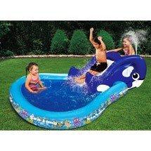 プール ビニールプール ファミリープール オーバルプール 家庭用プール Banzai Sea Land Adventure Poolプール ビニールプール ファミリープール オーバルプール 家庭用プール