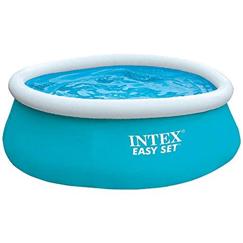 プール ビニールプール ファミリープール オーバルプール 家庭用プール 28101NP Intex 6ft x 20in Easy Set Swimming Pool #28101プール ビニールプール ファミリープール オーバルプール 家庭用プール 28101NP