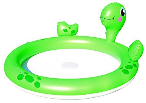 プール ビニールプール ファミリープール オーバルプール 家庭用プール 53042B H2OGO! Interactive Turtle Sprinkler Inflatable Play Poolプール ビニールプール ファミリープール オーバルプール 家庭用プール 53042B