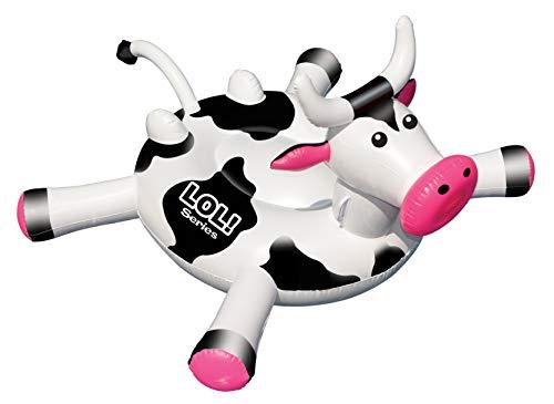 フロート プール 水遊び 浮き輪 90268 Swimline LOL Cow Inflatable Pool Floatフロート プール 水遊び 浮き輪 90268
