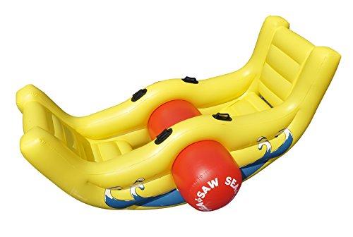 Swimline プール プール 水遊び 水遊び Rockerフロート 9058 Sea-Saw 浮き輪 9058 浮き輪 フロート