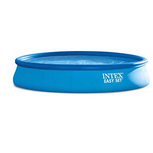 プール ビニールプール ファミリープール オーバルプール 家庭用プール 28167EH Intex 28167EH 15 Foot x 33 InchBlue Easy Set Pool プール ビニールプール ファミリープール オーバルプール 家庭用プール 28167EH