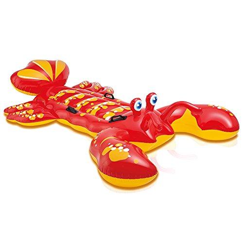 フロート プール 水遊び 浮き輪 57528EP Intex Lobster Ride-Onフロート プール 水遊び 浮き輪 57528EP