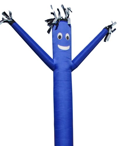 フロート プール 水遊び 浮き輪 10M0200011 LookOurWay Air Dancers Inflatable Tube Man Attachment, 20-Feet, Blue (No Blower)フロート プール 水遊び 浮き輪 10M0200011