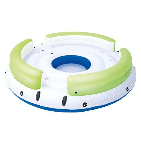 フロート プール 水遊び 浮き輪 43135E Bestway Lazy Days Inflatable River Islandフロート プール 水遊び 浮き輪 43135E