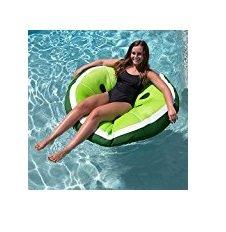 フロート プール 水遊び 浮き輪 Big Joe Fruit Slice Pool Float, Limeフロート プール 水遊び 浮き輪