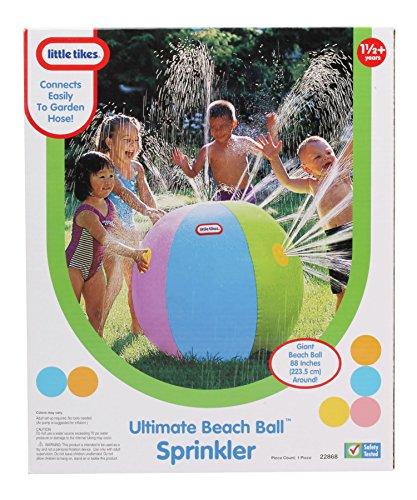 フロート プール 水遊び おもちゃ 22868 【送料無料】Little Tikes Beach Ball Sprinkler (88 Inches) (Colors May Vary)フロート プール 水遊び おもちゃ 22868