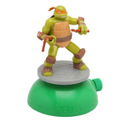 フロート プール 水遊び おもちゃ 24782 Imperial Toy Teenage Mutant Ninja Turtle Spin and Spray Sprinklerフロート プール 水遊び おもちゃ 24782