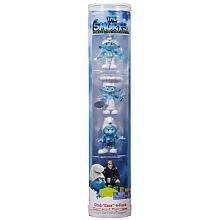 フロート プール 水遊び おもちゃ The Smurfs Movie Grab Ems Exclusive Mini Figure 4Pack Clumsy, Chef, Gutsy Gargamelフロート プール 水遊び おもちゃ