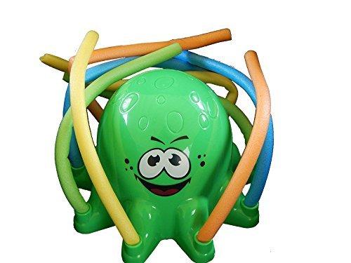 フロート プール 水遊び おもちゃ 【送料無料】Octopus Water Sprinkler with 8 Spray Armsフロート プール 水遊び おもちゃ