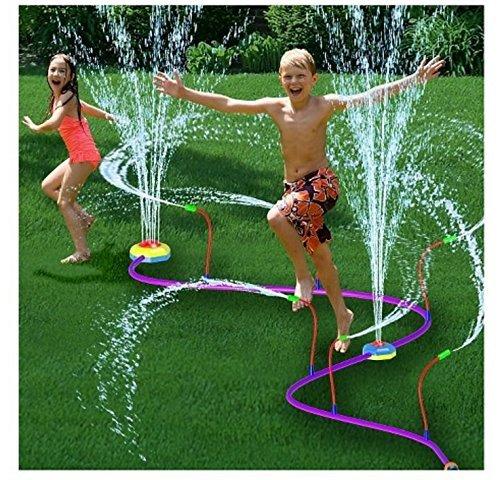 フロート プール 水遊び おもちゃ Hydro Twist Pipeline Sprinkler (color may vary)フロート プール 水遊び おもちゃ