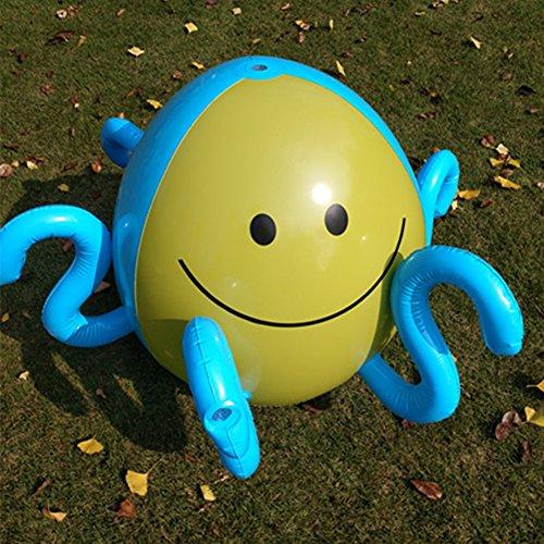 フロート プール 水遊び おもちゃ Inflatable Pool Water Spray Ball Squirt Octopus Water Sprinkler Game Toyフロート プール 水遊び おもちゃ