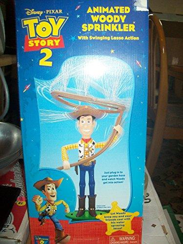 フロート プール 水遊び おもちゃ Toy Story 2 Animated Woody Sprinkler with Swing Lasso Actionフロート プール 水遊び おもちゃ