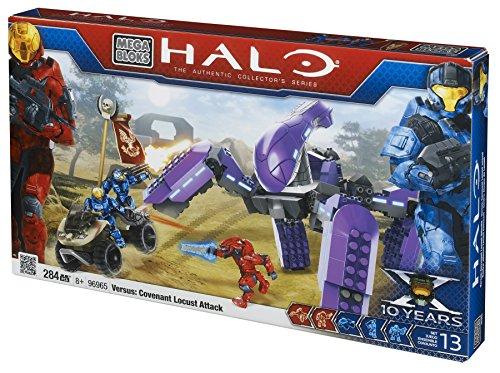 フロート プール 水遊び おもちゃ 96965 【送料無料】Mega Bloks Halo Anniversary Versus Covenant Locust Attackフロート プール 水遊び おもちゃ 96965