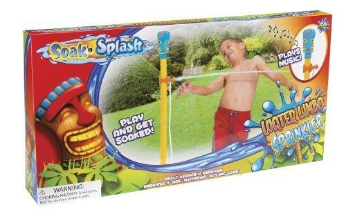 フロート プール 水遊び おもちゃ Little Kids Soak n Splash Water Limbo Sprinkler by Little Kidsフロート プール 水遊び おもちゃ