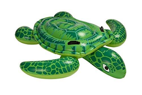 フロート プール 水遊び 浮き輪 56524EP Intex Sea Turtle Ride-On, 75