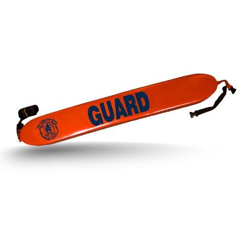 フロート プール 水遊び 浮き輪 Rise Aquatics 40 Inch Standard Rescue Tube in Orangeフロート プール 水遊び 浮き輪