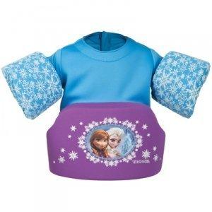 フロート プール 水遊び 浮き輪 Disney Frozen Child TadPool Life Vest with SPF 30 Rashguard that Provides High Level Sun Protection, Best For Children Weighing 30-50 lbs.フロート プール 水遊び 浮き輪