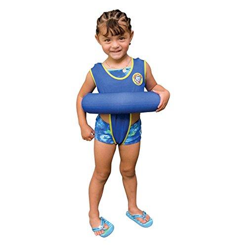 フロート プール 水遊び 浮き輪 Poolmaster Tube Trainer Blueフロート プール 水遊び 浮き輪