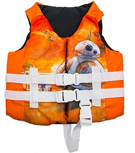 フロート プール 水遊び 浮き輪 29148-170 SwimWAys Star Wars BB-8 PFD Child Life Jacketフロート プール 水遊び 浮き輪 29148-170