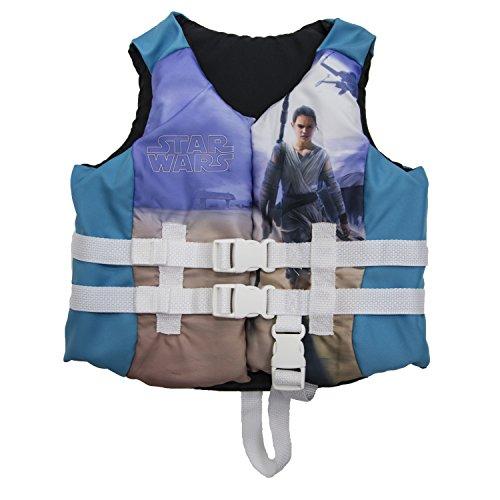 フロート プール 水遊び 浮き輪 29113-170 SwimWays Star Wars Rey PFD Life Jacket, Youthフロート プール 水遊び 浮き輪 29113-170