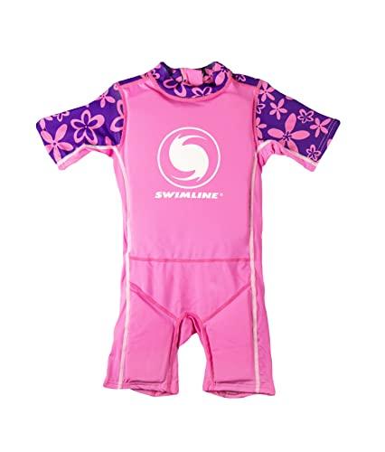 フロート プール 水遊び 浮き輪 9894G 【送料無料】Swimline Lycra Floating Swim Trainer Suit, Girlsフロート プール 水遊び 浮き輪 9894G